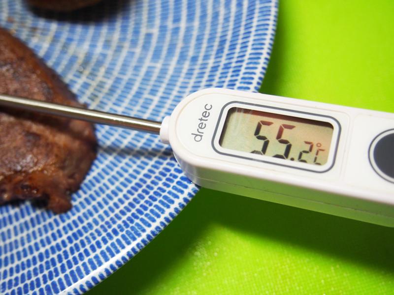お肉の内部温度2
